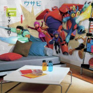 Disney Big Hero 6 XL Mural Wall Decal