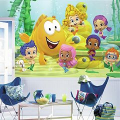 Bubble Guppies XL Mural Wall Decal