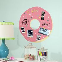 Sprinkles Doughnut Peel & Stick Giant Wall Decal