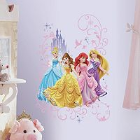 Disney's Princesses Wall Graphix Peel & Stick Giant Wall Decals