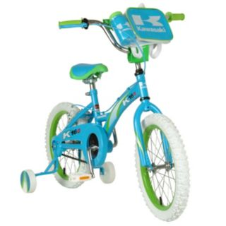 Girls Kawasaki K16G 16-in. Wheel Bike