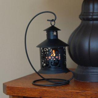 LumaBase 2-piece Tabletop Lantern Set