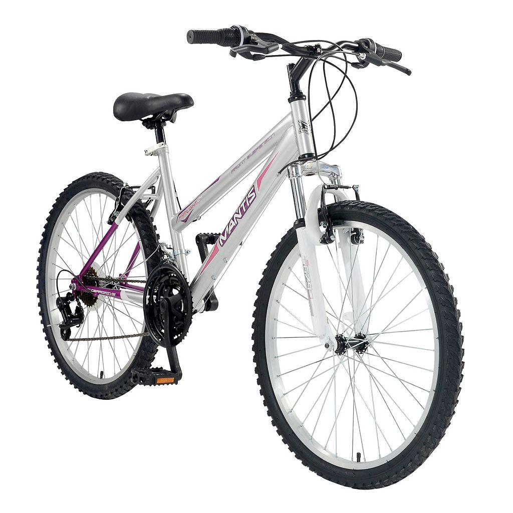 Mantis Highlight 24-in. G MTB Hardtail Bike - Girls