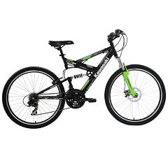 Kawasaki DX Full Suspension 26-in. Bike - Men