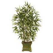 nearly natural Bamboo Tree Decorative Plant