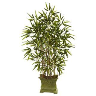 nearly natural Bamboo Tree Decorative Plant