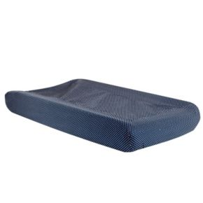 Trend Lab Perfectly Navy Changing Pad Cover