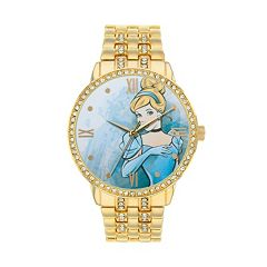 Disney's Cinderella Women's Cubic Zirconia Watch