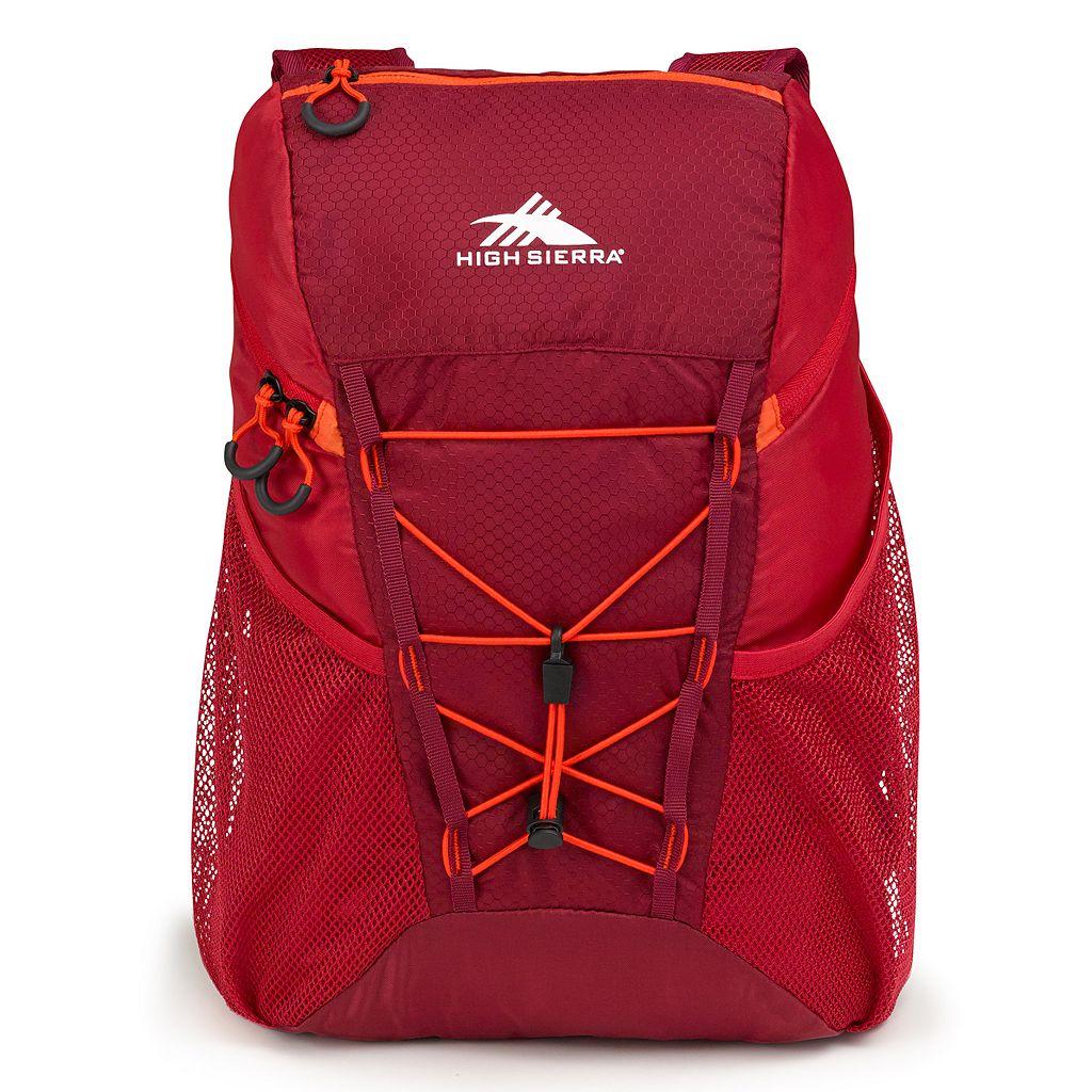 High Sierra Pack-N-Go II 18-Liter Sport Backpack