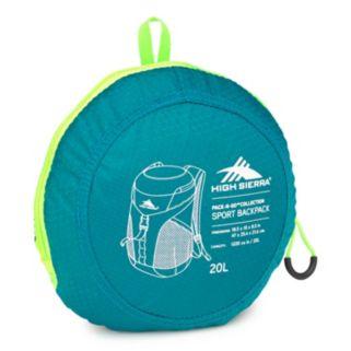 High Sierra Pack-N-Go II 20-Liter Sport Backpack