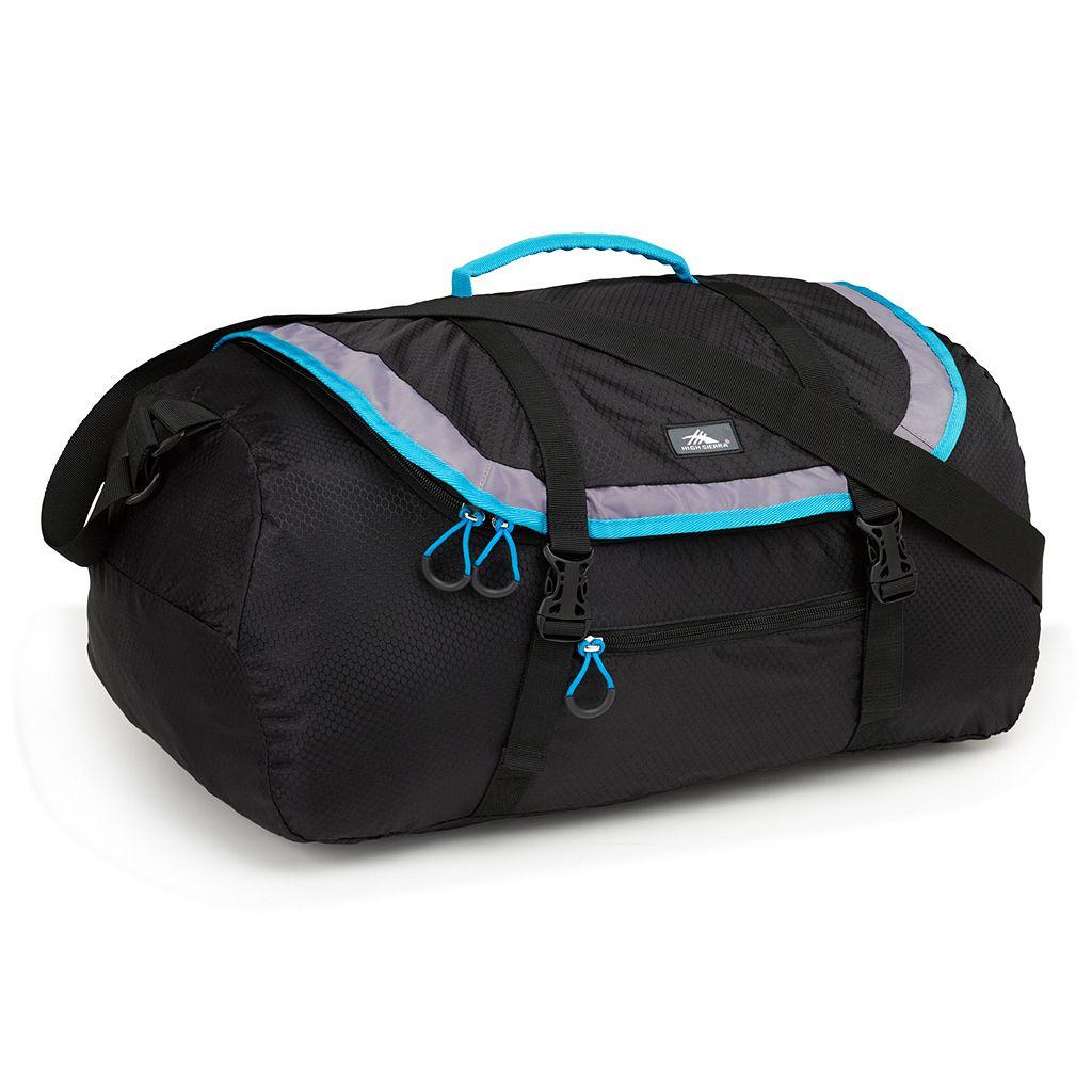 High Sierra Pack-N-Go II 40-Liter Sport Duffel Bag