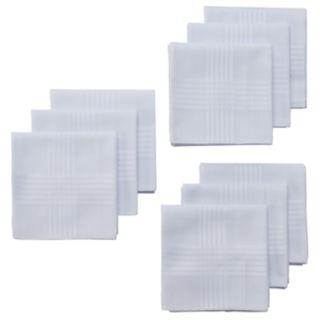 Wembley 9-pack Handkerchiefs - Men