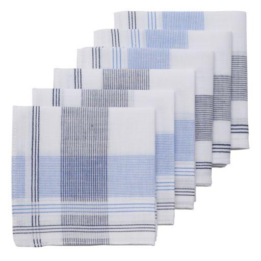 Wembley 6-pack Handkerchiefs - Men