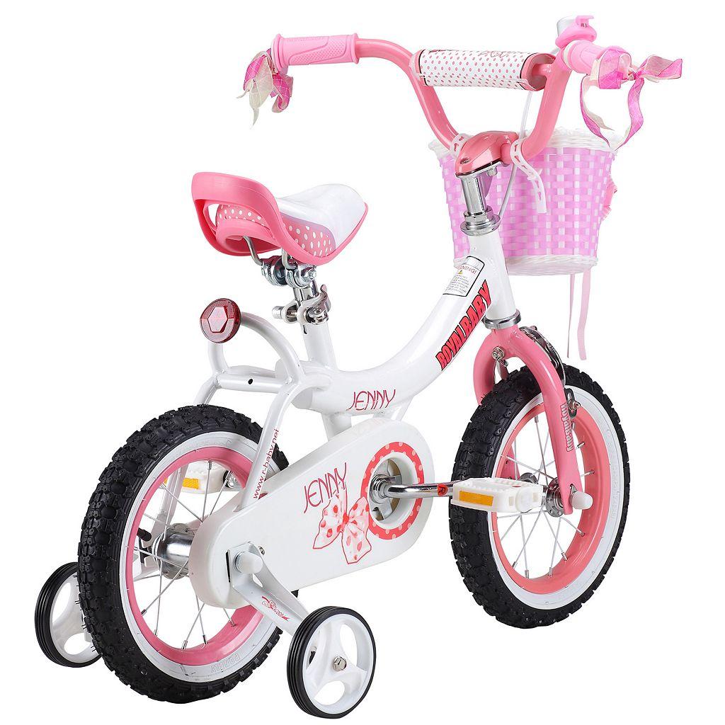 Royalbaby Jenny 12-in. Bike - Girls