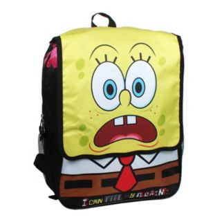 "SpongeBob SquarePants ""I Can Feel My Brain!"" Backpack - Kids"