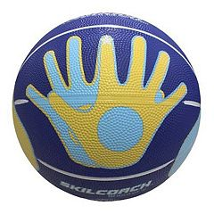 Baden 27.5-in. SkilCoach Shooter's Rubber Basketball - Youth