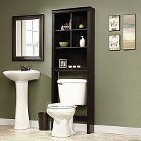 Sauder Peppercorn Bathroom Storage Unit
