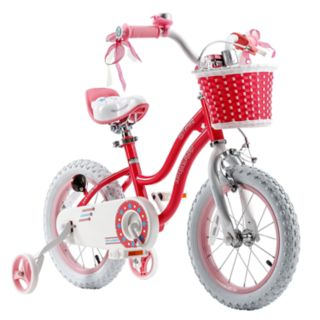 Royalbaby Stargirl 12-in. Bike - Girls