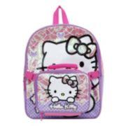 Hello Kitty® Backpack & Lunch Bag Set - Kids