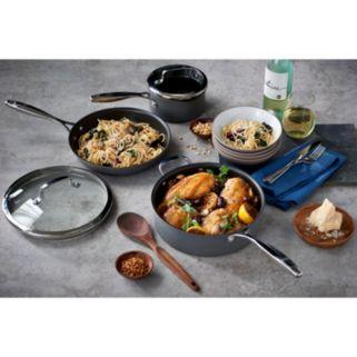 Food Network™ 10-pc. Hard-Anodized Nonstick Aluminum Cookware Set