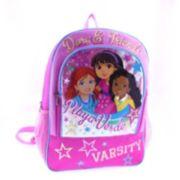 """Dora & Friends """"Playa Verde Varsity"""" Backpack - Kids"""