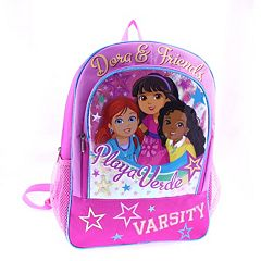 Dora & Friends 'Playa Verde Varsity' Backpack - Kids