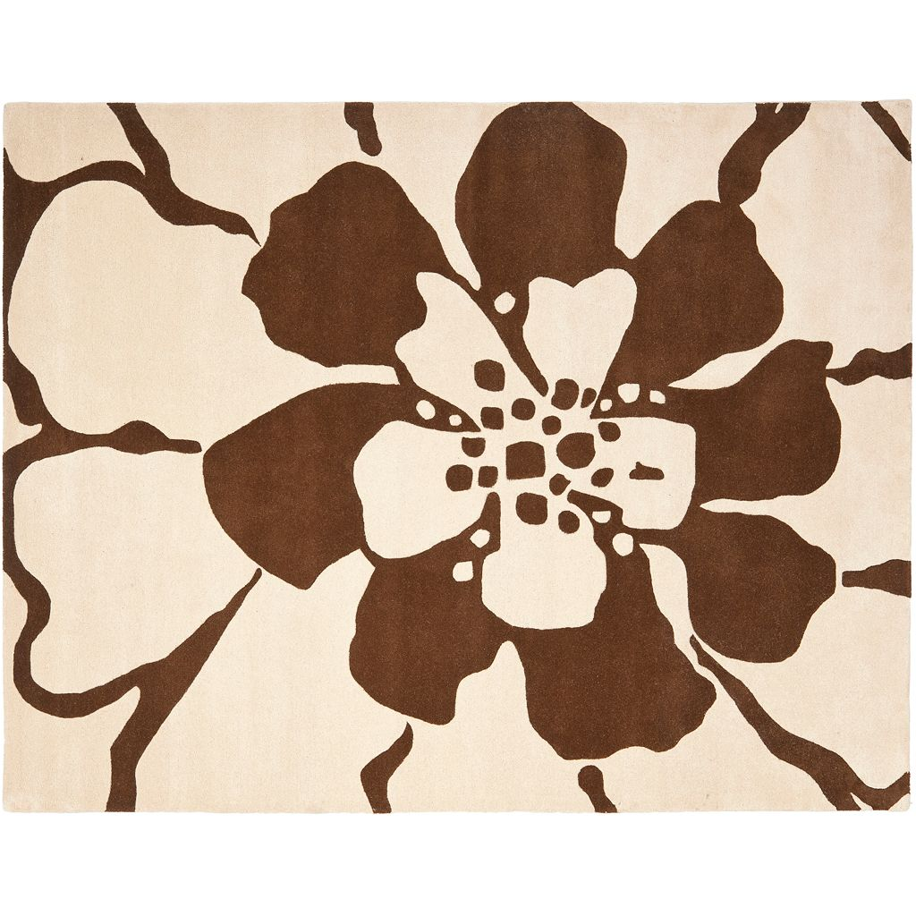 Safavieh Soho Close-Up Floral Rug