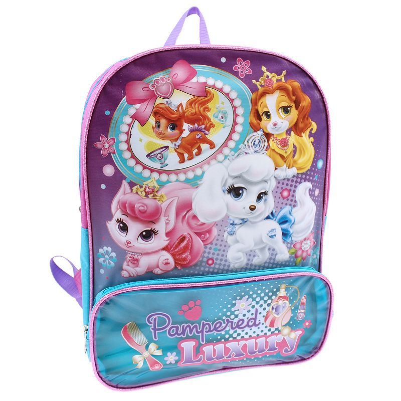 """Disney Princess Palace Pets """"Pampered Luxury"""" Backpack - Kids, Multicolor"""