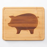 Food Network™ Pig Bamboo Chopping Board