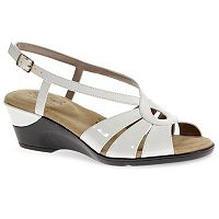 Soft Style by Hush Puppies Paci Women's Slingback Wedge Sandals