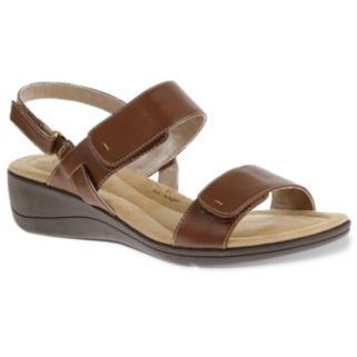 Soft Style by Hush Puppies Wela Women's Extra Wide-Width Wedge Sandals