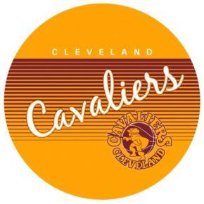 Cleveland Cavaliers Hardwood Classics Padded Swivel Bar Stool with Back
