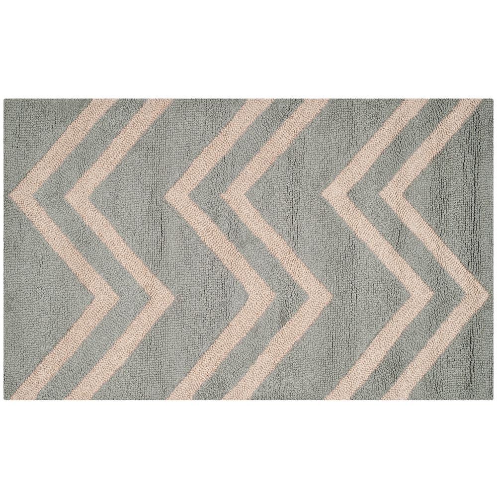 Safavieh Cambridge Wide Chevron Wool Rug