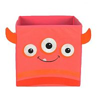 Nuby Monster Folding Storage Bin