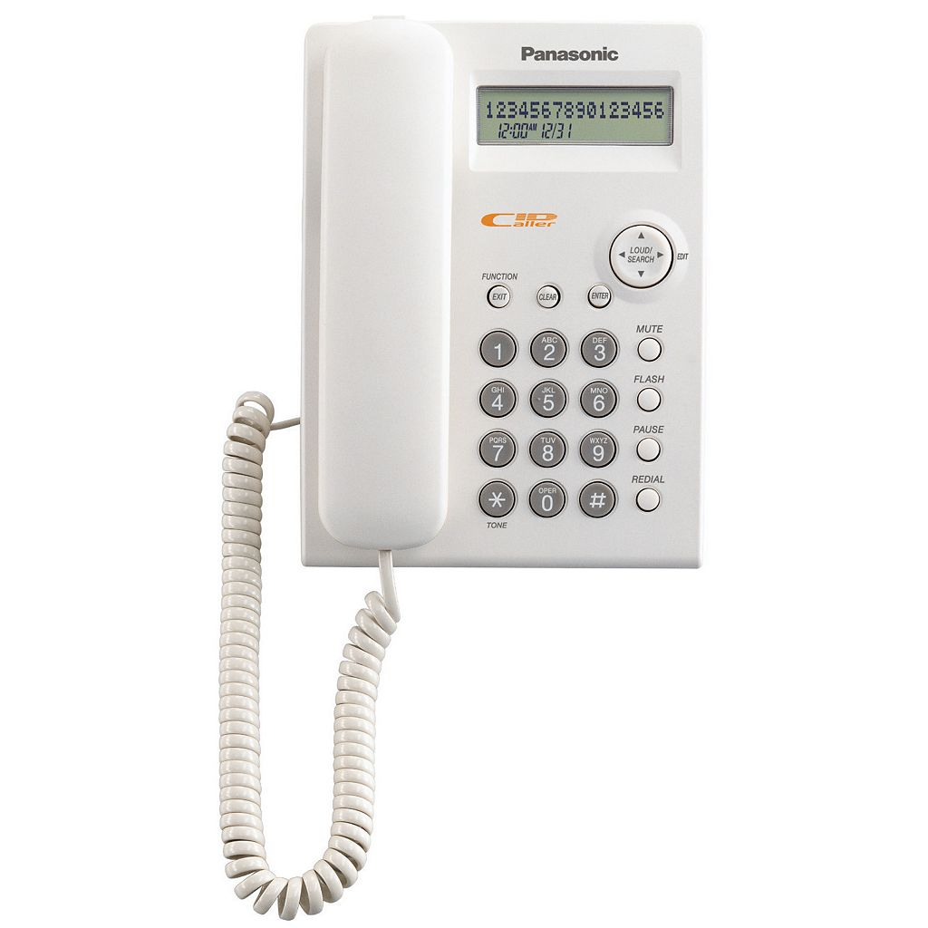 Panasonic Integrated Phone System with Caller ID