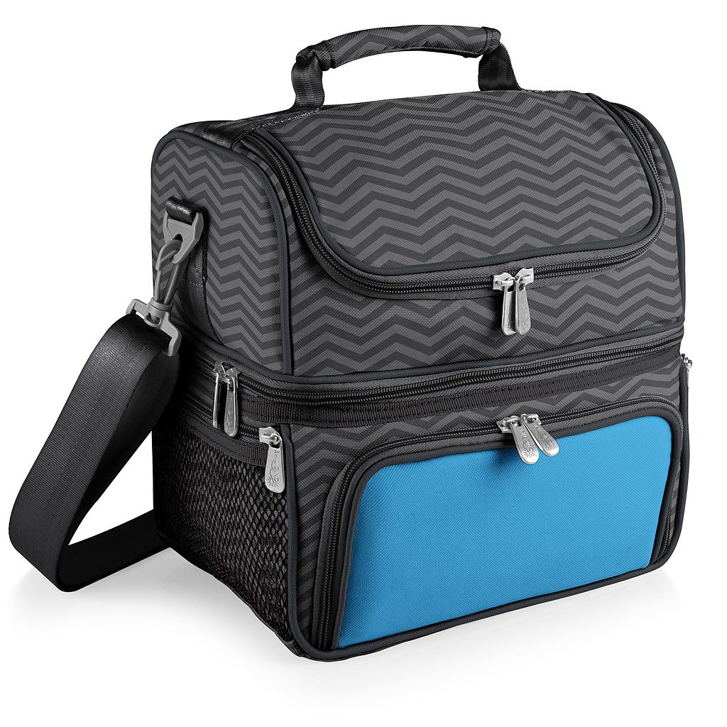 Picnic Time Pranzo 7-pc. Insulated Cooler Lunch Tote Set
