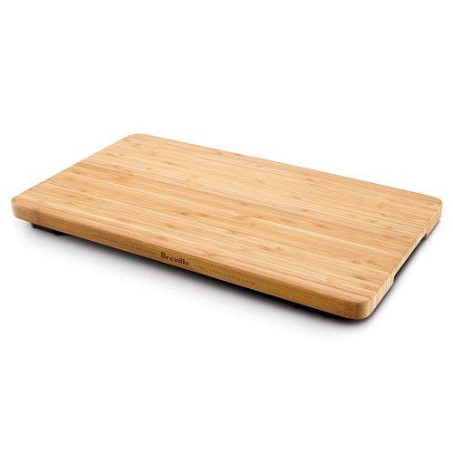 Breville 16-in. Bamboo Cutting Board