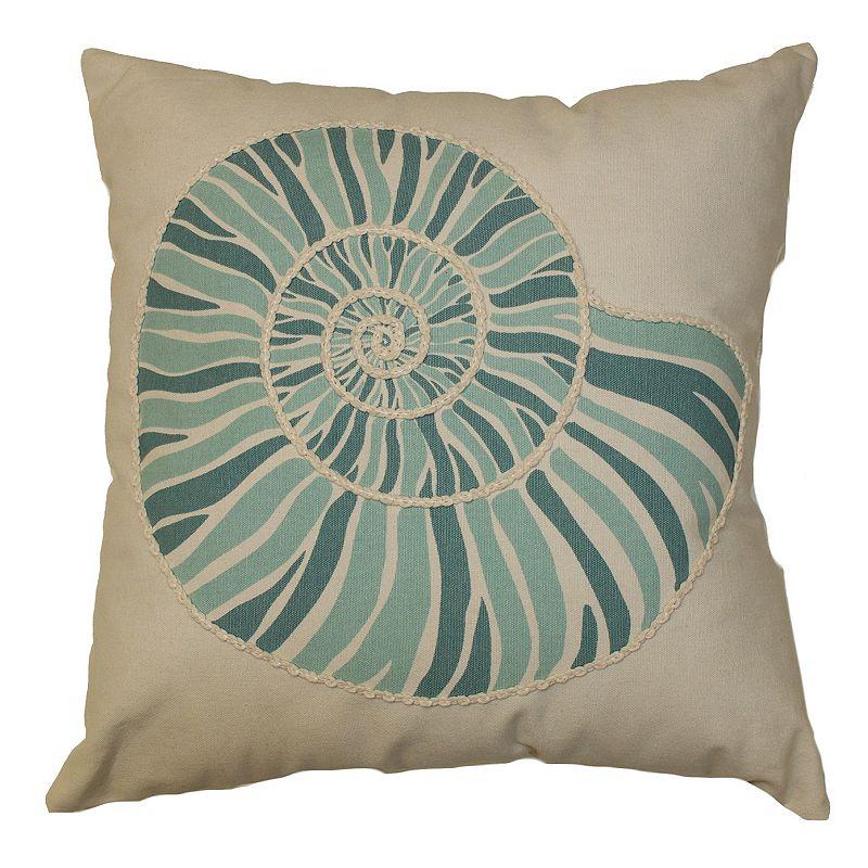 Blue Soft Decorative Pillow Kohl s