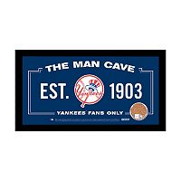 Steiner Sports New York Yankees Framed 6