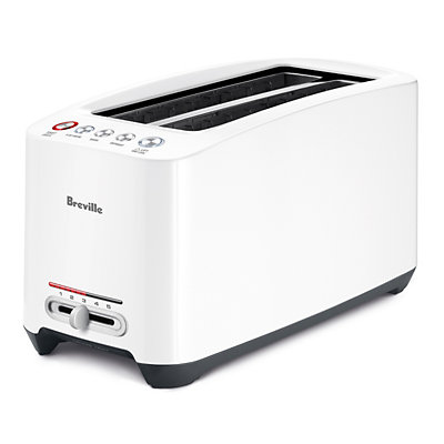 "Breville the ""Lift & Look"" 4-Slice Toaster"