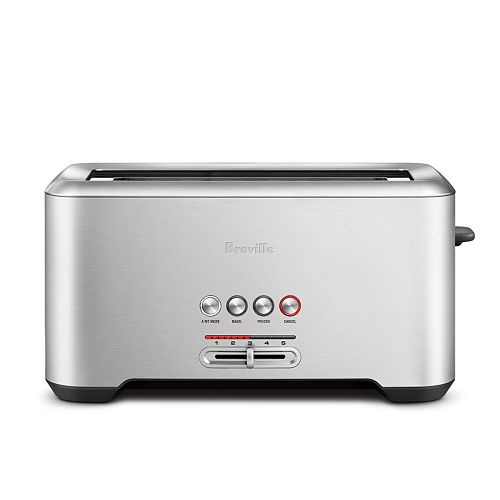 "Breville the ""Bit More"" 4-Slice Toaster"