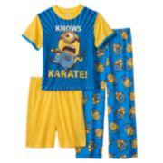 Despicable Me Knows Karate Pajama Set - Boys 4-10