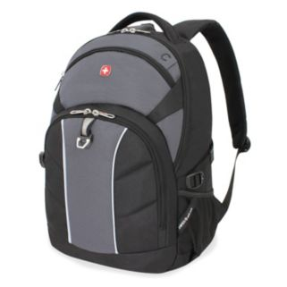 Swiss Gear Expandable Organizer & Tablet Backpack