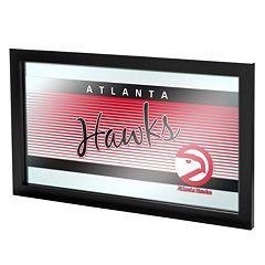 Atlanta Hawks Hardwood Classics Framed Logo Wall Art