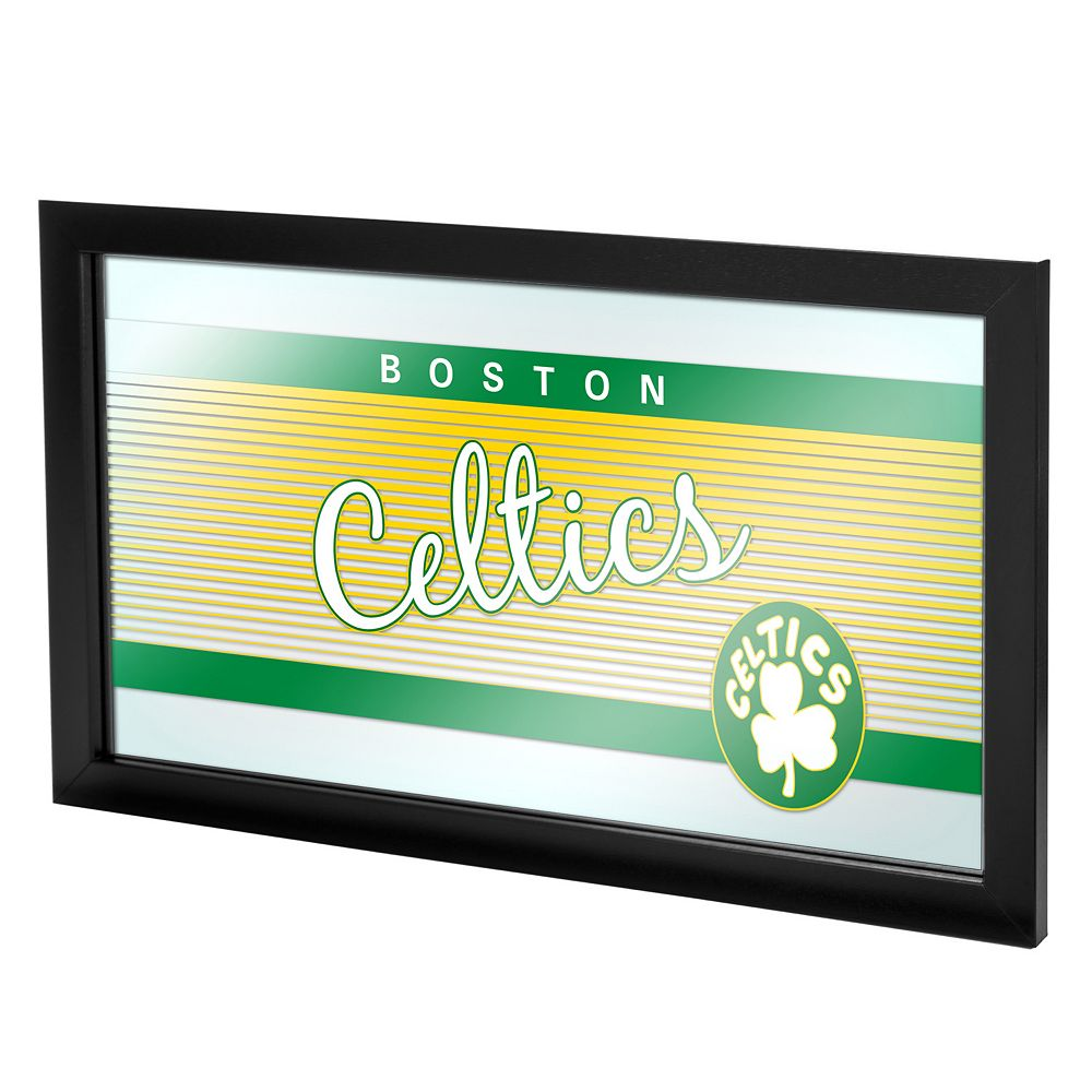 Boston Celtics Hardwood Classics Framed Logo Wall Art