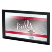 Chicago Bulls Hardwood Classics Framed Logo Wall Art