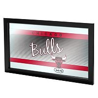 Chicago Bulls Hardwood Classics Framed Logo Wall Art