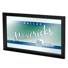 Dallas Mavericks Hardwood Classics Framed Logo Wall Art