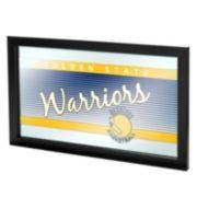 Golden State Warriors Hardwood Classics Framed Logo Wall Art