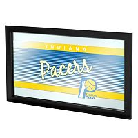 Indiana Pacers Hardwood Classics Framed Logo Wall Art